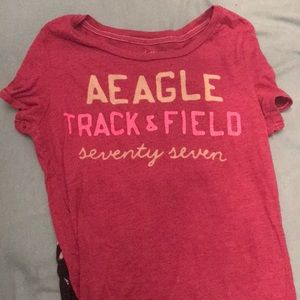 American eagle shirt size small